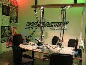 studio radio activ'