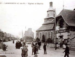 le bourg vers 1914